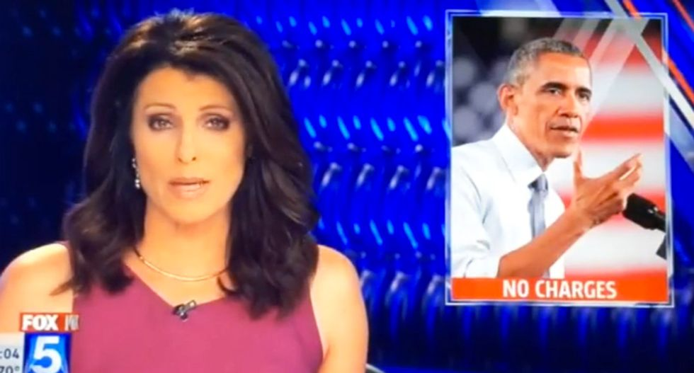 WATCH: San Diego Fox News station uses picture of Obama as suspect in rape case