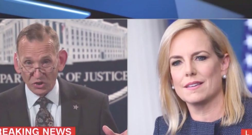 CNN analyst warns more firings are coming after Secret Service gets blindsided by chief's ouster