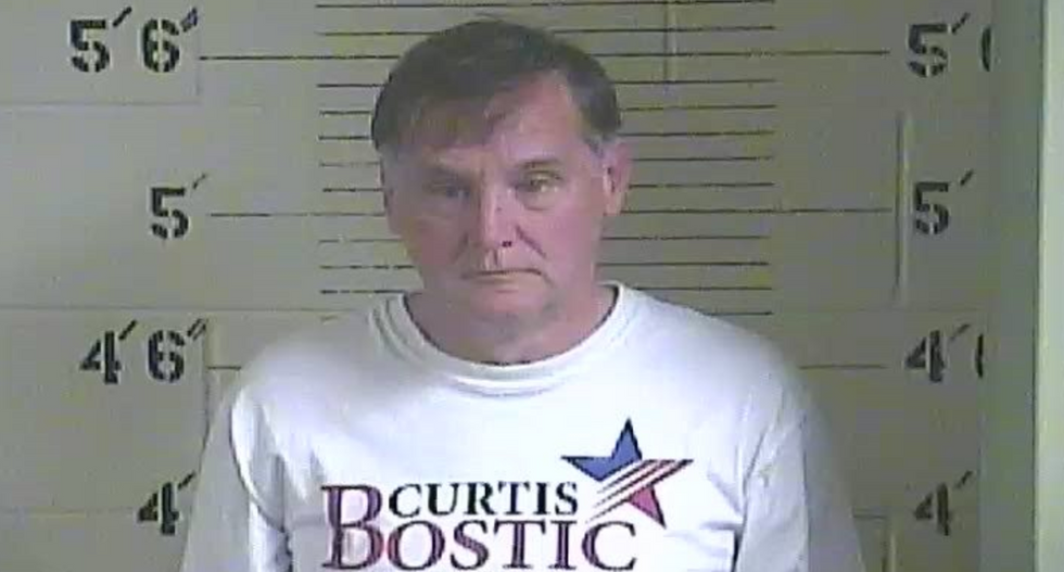 Former South Carolina GOP candidate nabbed for horse stealing claims it was a 'rescue operation'