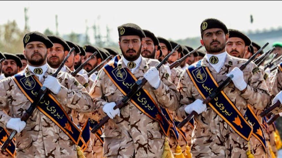 US designates Iran's Revolutionary Guards as terrorist organization