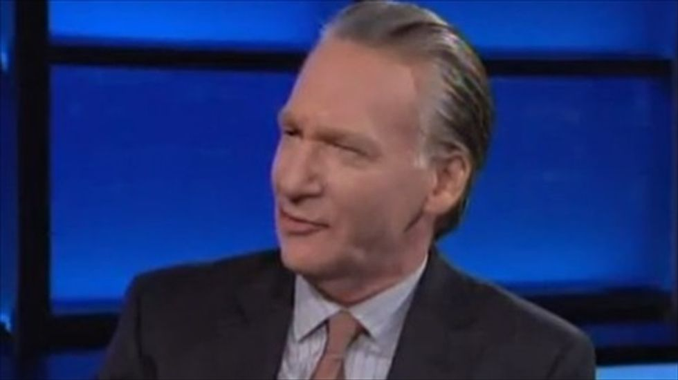 Bill Maher hammers GOP on climate change: It's not why they suck, but 'who they're sucking'
