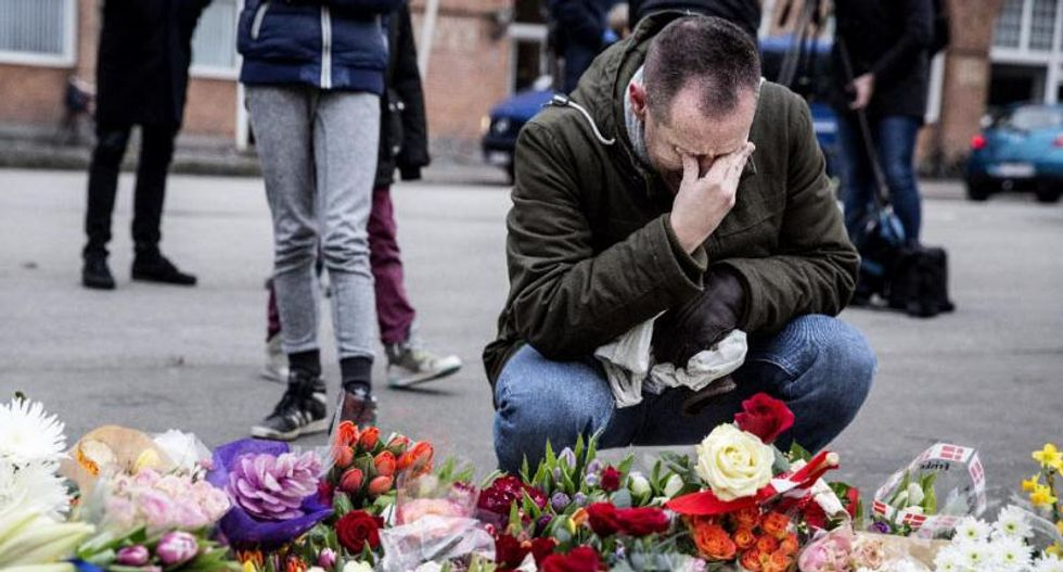 US offers sympathy and support after Denmark terror attacks