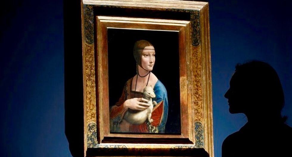 Poland to buy Da Vinci's 'Lady with an Ermine'