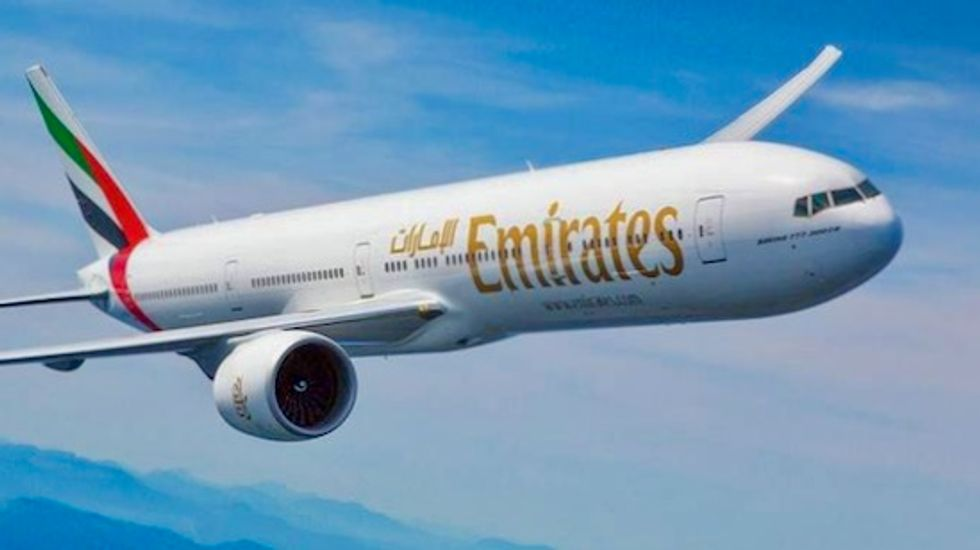 At least 19 on Emirates flight confirmed ill, New York mayor office says