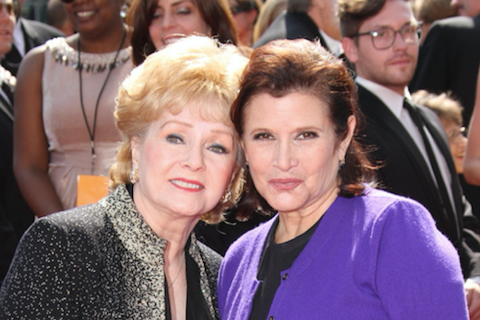 Neuropsychologists say 'broken heart syndrome' is real -- and it may have killed Debbie Reynolds