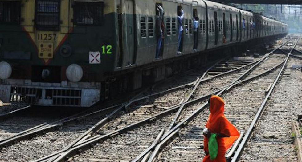 Indian woman gives birth to baby -- which slips through train toilet and lands on tracks