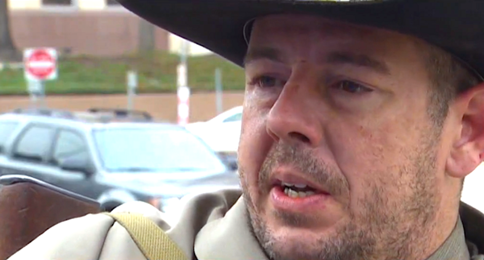Houston police union official mocks open carry activist's understanding of 'bad guys' and guns