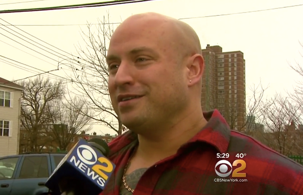 BUSTED: White New York EMT made up story about racist Christmas attack by 'thugs'