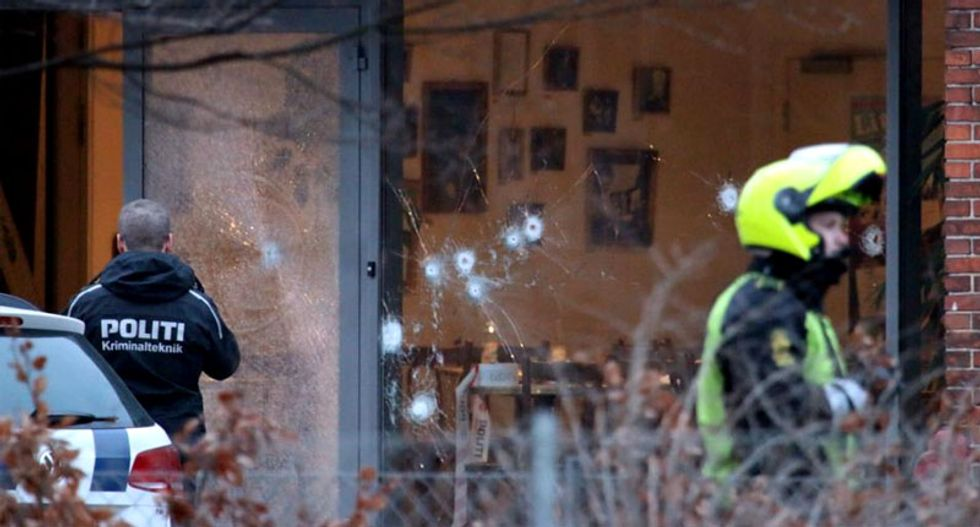 Danish intelligence knew gunman 'at risk of radicalization'