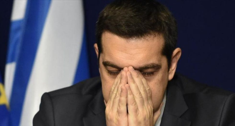 Greek finance minister resigns in concession to creditors