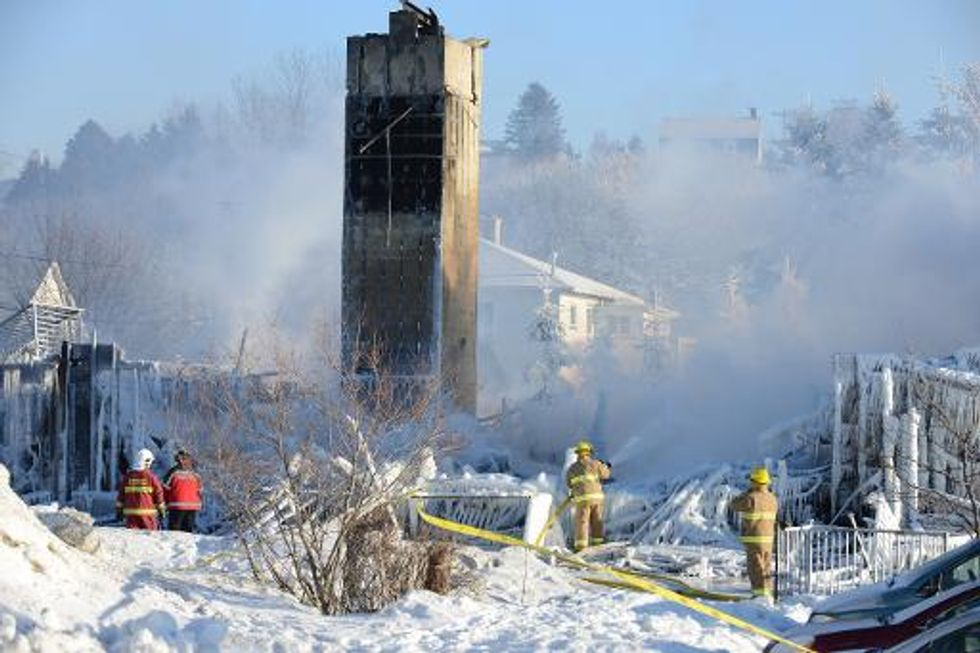 Up to 32 feared dead in Quebec retirement home