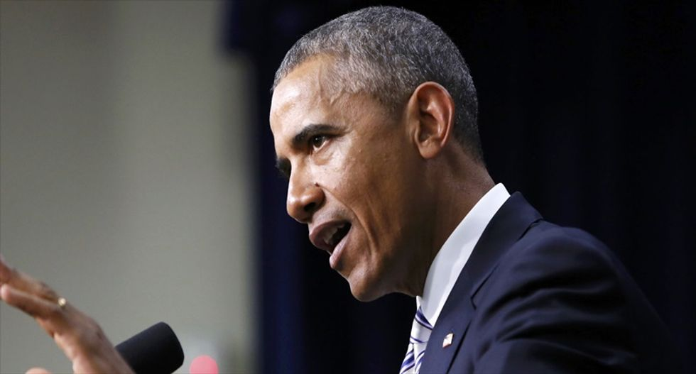 Obama: U.S. Muslim communities need to 'discredit the notion' of suppression against Islam
