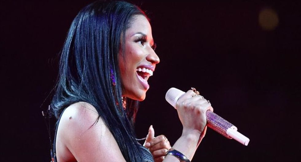 Rapper Nicki Minaj's tour manager stabbed to death in bar fight