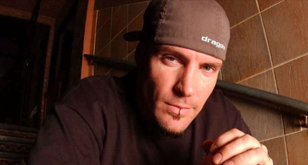 Rapper Vanilla Ice arrested for trying to rob foreclosed home in Florida