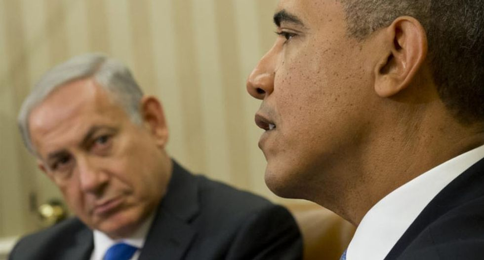 US denies Israel being left in the dark over Iran nuclear talks