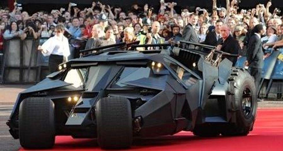 Holy lawsuit, Batman! U.S. court affirms Batmobile's copyright