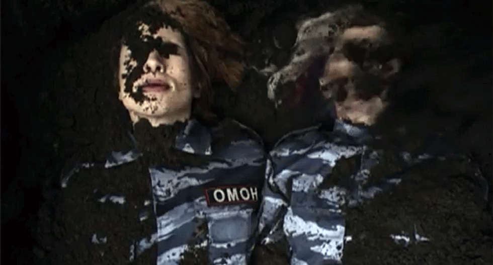 Russian punk band Pussy Riot release 'I Can't Breathe,' inspired by Eric Garner