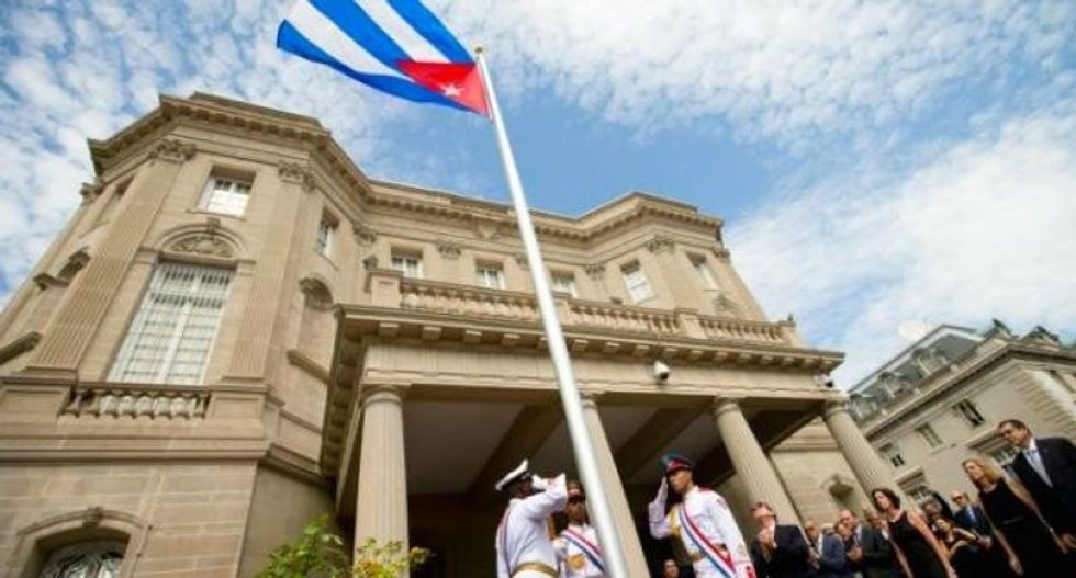 US lawmakers reintroduce bill to end restrictions on Cuba travel