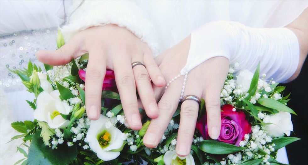 Florist in Washington state fined for refusing to serve same-sex wedding