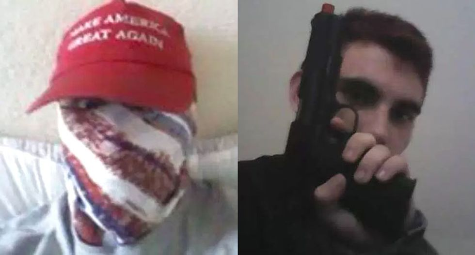 White supremacist militia takes credit for giving Parkland shooter Nikolas Cruz 'at least one of his guns'