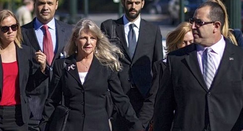 Virginia ex-first lady Maureen McDonnell to be sentenced for corruption