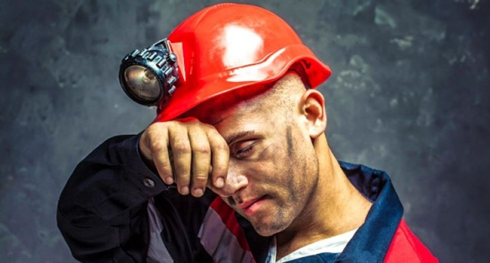 How corporate-friendly bankruptcy laws keep protesting miners from being paid: 'That train leaves, we ain't got nothing'