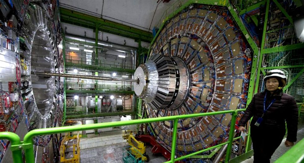 Searching for Susy: Large Hadron Collider to push physics frontier