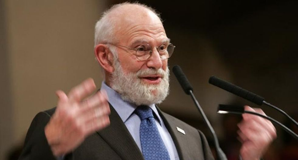 Oliver Sacks, neurologist and popular author, dies at 82