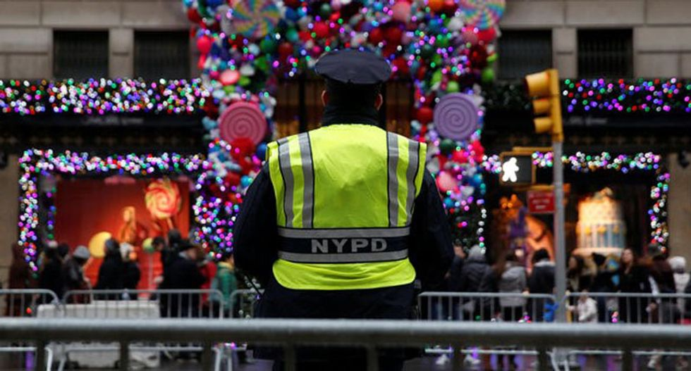 Threat of New Year attack in US low but 'undeniable': agencies