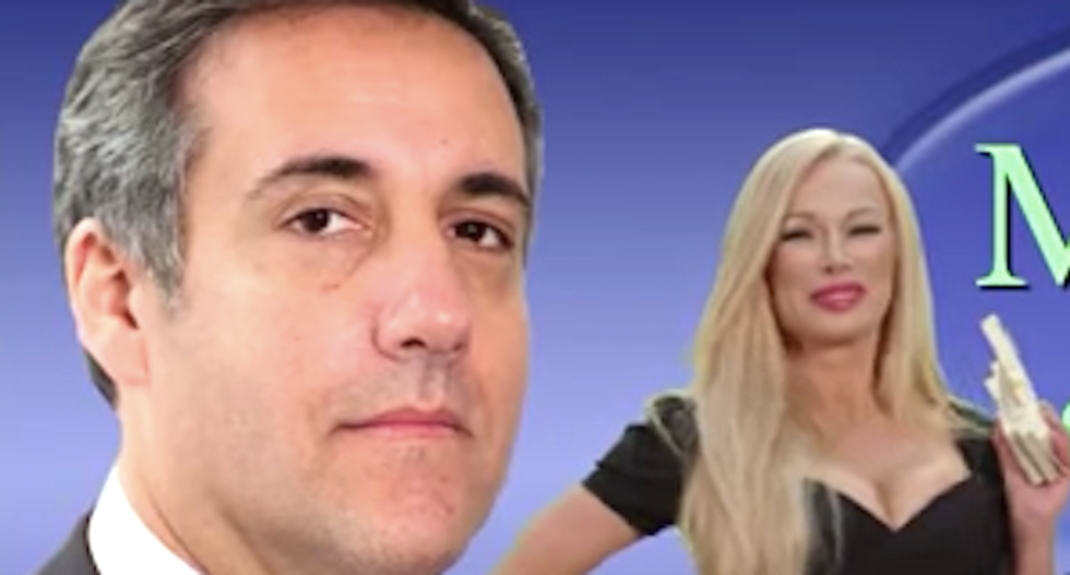 Jimmy Kimmel mocks Michael Cohen's porn star payoff with hilarious fake lawyer commercial