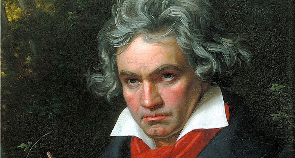 Beethoven's own irregular heart rhythms may have inspired his most famous works