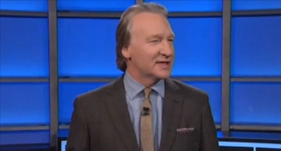 Bill Maher: Repubs saying they'll 'simplify' the tax code really mean they want the rich to pay less