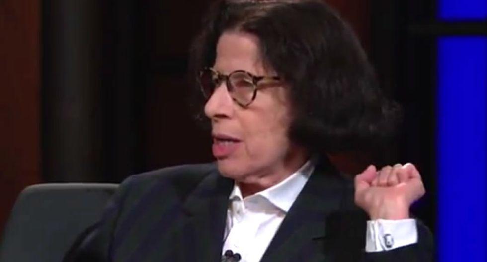 Fran Lebowitz: When Giuliani was mayor an unarmed black man was killed every 5 minutes