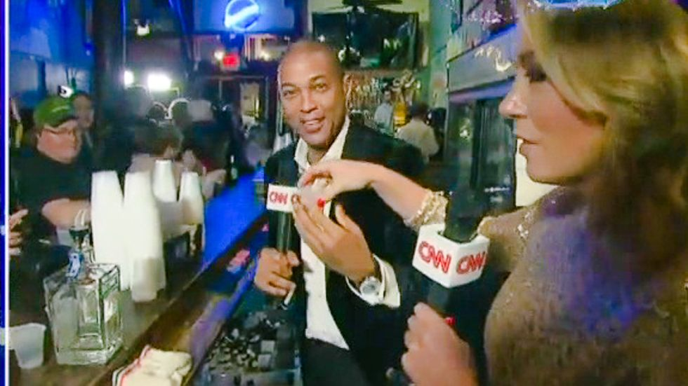 'Yeah, I'm lit. Who cares?' CNN yanks Don Lemon off the air after he says 2016 was 'awful'