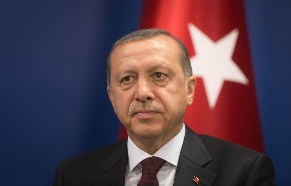 Erdogan spokesman says Turkey would retaliate against US sanctions