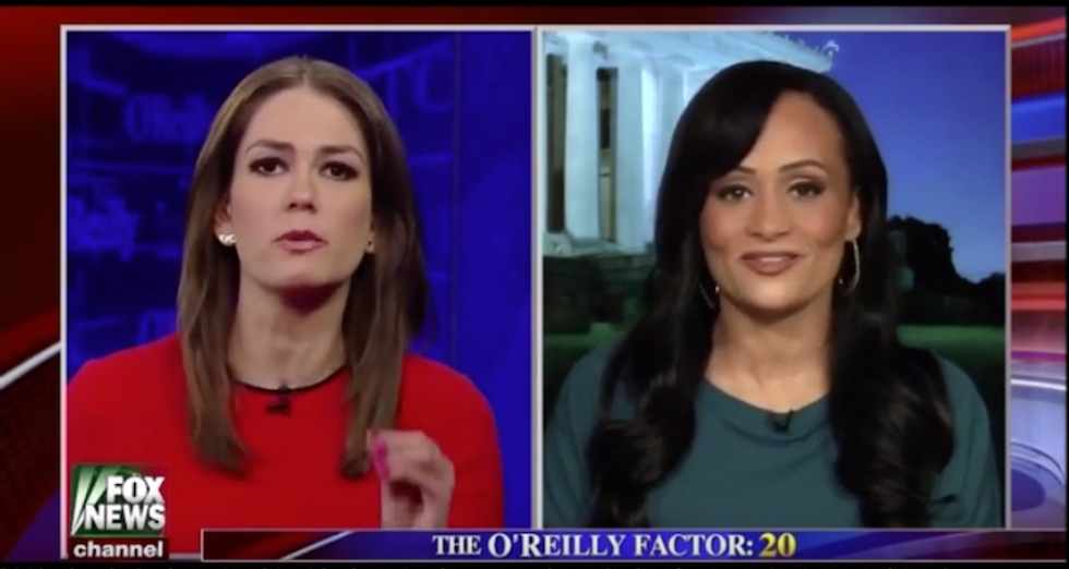 WATCH: Dem pollster battles Katrina Pierson for refusing to admit 'pro-family' is code for anti-gay