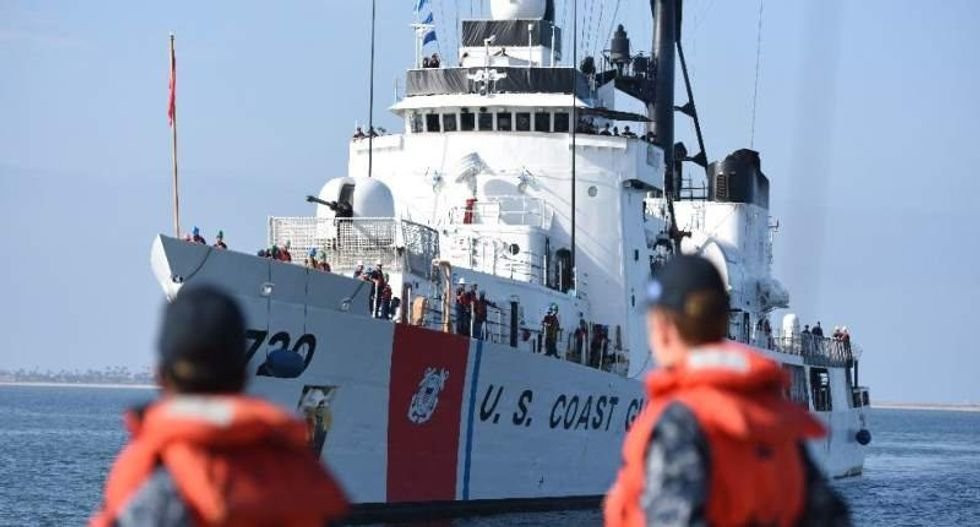 WATCH: A rare, behind-the-scenes look at Coast Guard training in Cape May