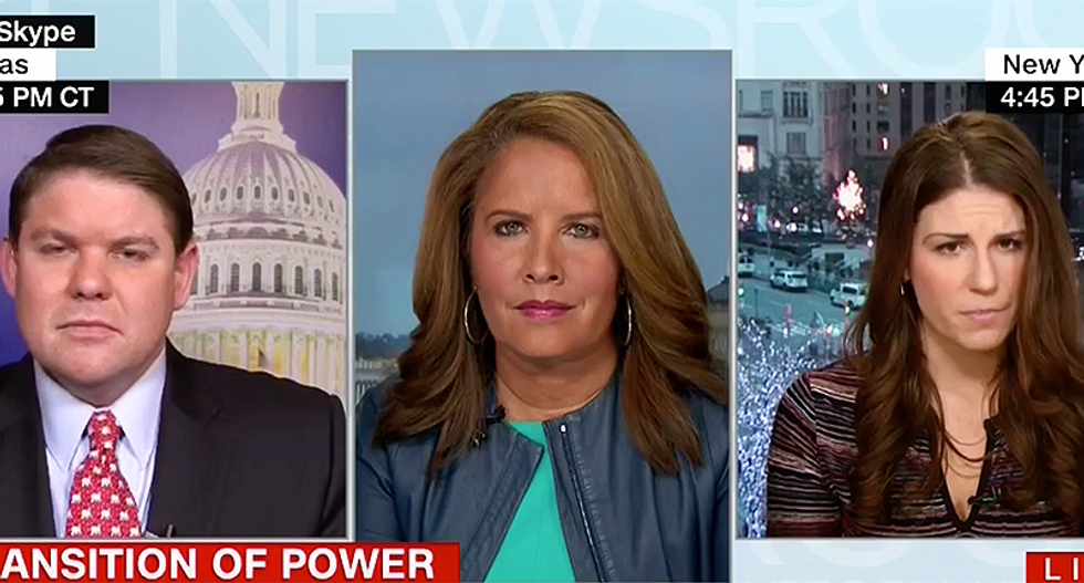 Teen Vogue editor schools conservative host — urges him to think of America not Clinton or Obama