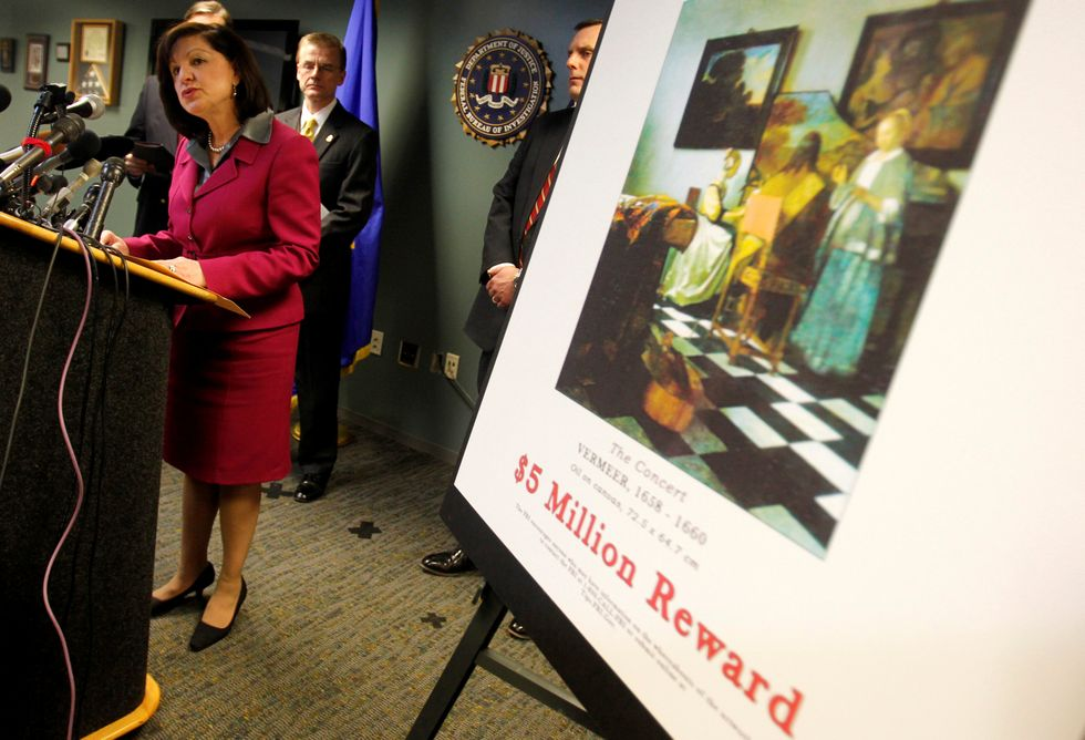 West Virginia man admits to fraud tied to Boston art heist