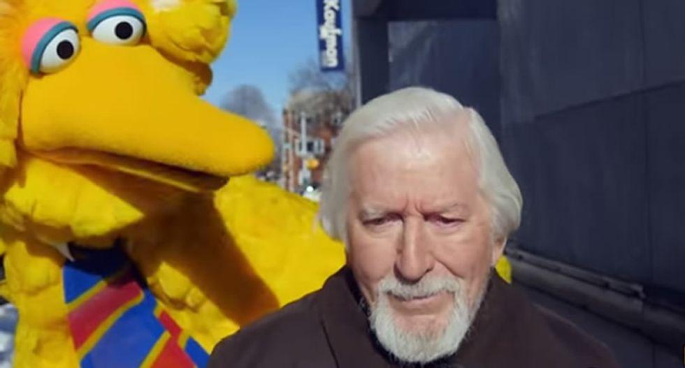 WATCH: 'Sesame Street' hilariously parodies Oscar Best Picture favorite 'Birdman'