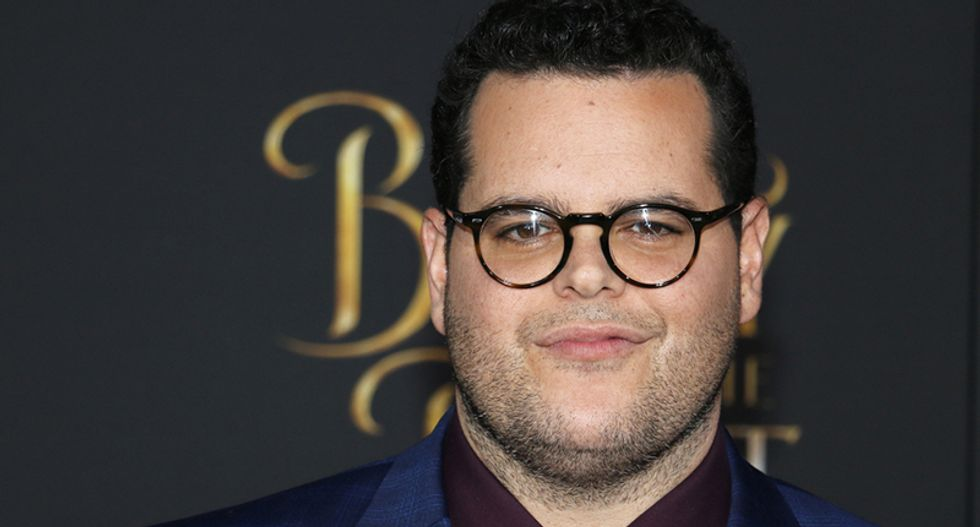 Actor Josh Gad calls for action after revealing his friend's child was a victim of the Florida high school shooting