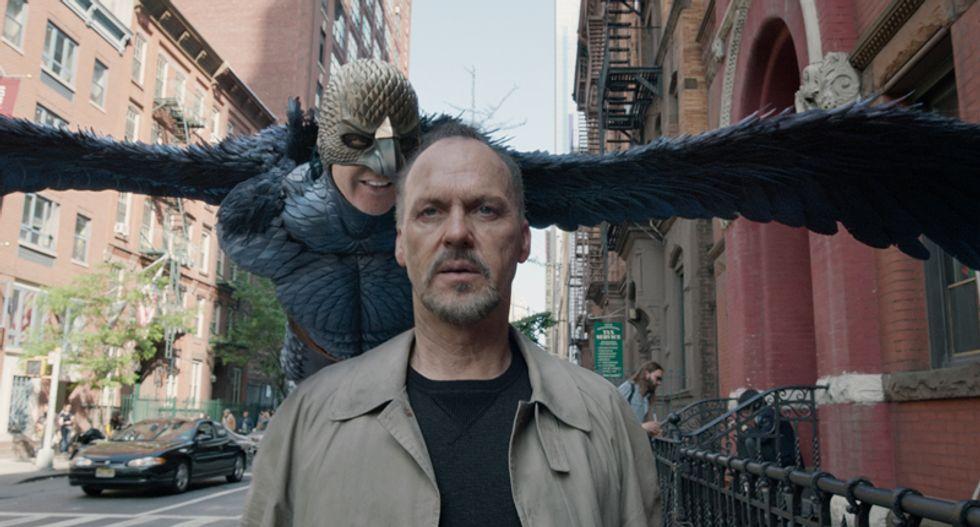 'Birdman' wins top prize at Independent Spirit awards show