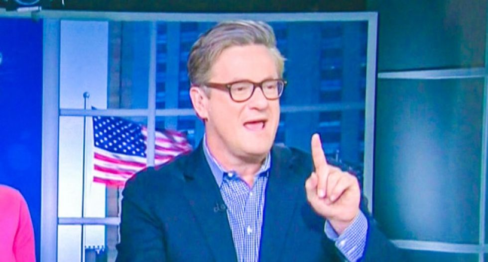 They've let him 'get in their head': Scarborough attacks press for going after his Trump party appearance