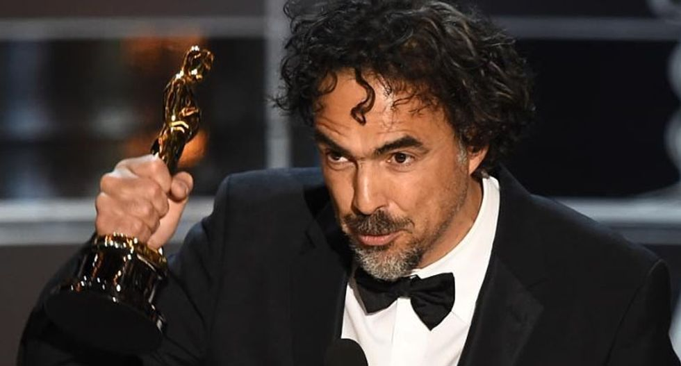 Mexico's president hits back at director Alejandro Gonzalez Inarritu for Oscars comment