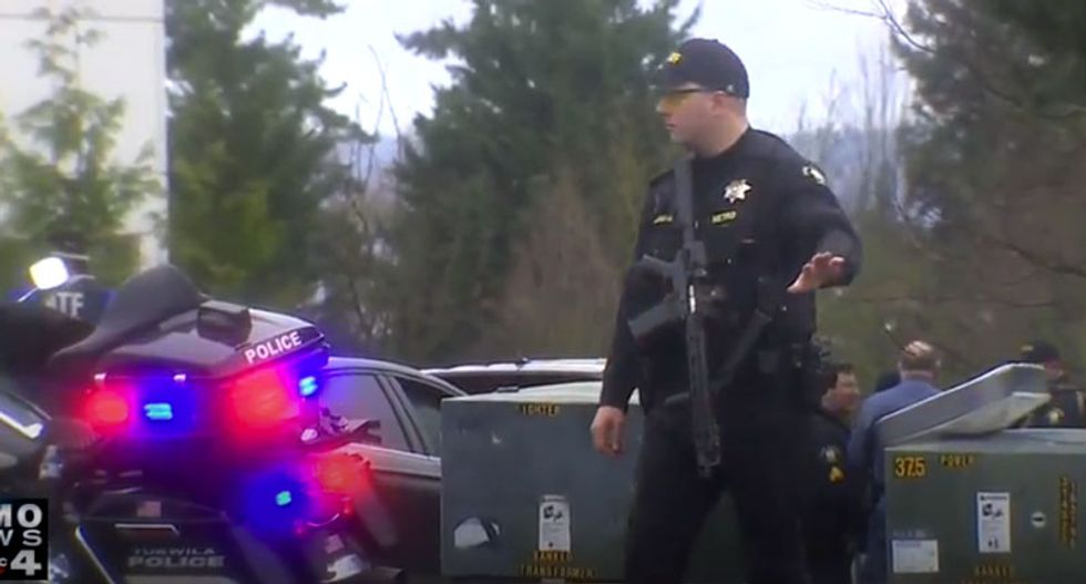 LIVE COVERAGE: Police say there is no evidence of a shooting at Highline College