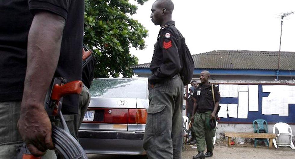 Gunmen kidnap US woman in central Nigeria: police
