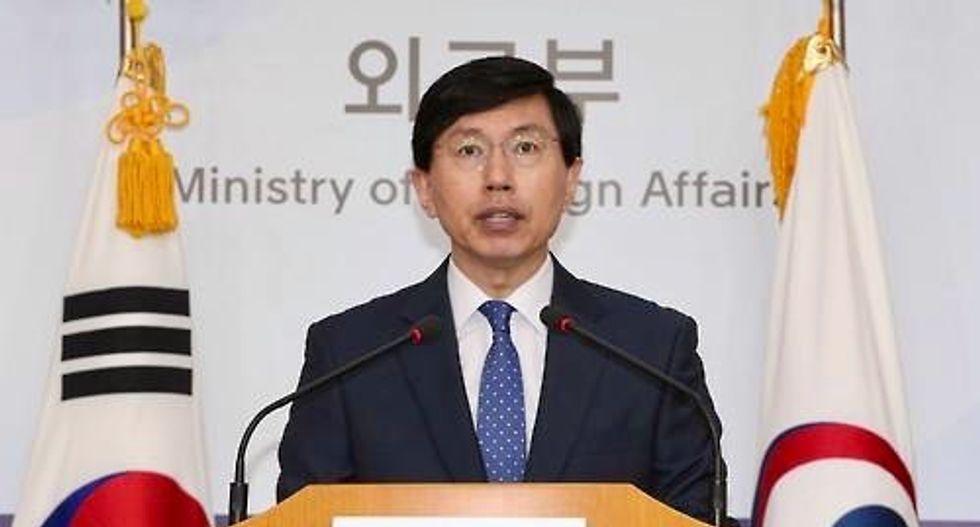 Trump aware of 'urgency' of North Korea nuclear threat: South Korea
