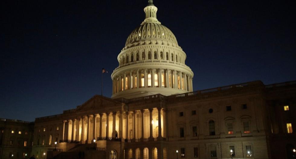 New Republican-led Congress lays groundwork for Trump era