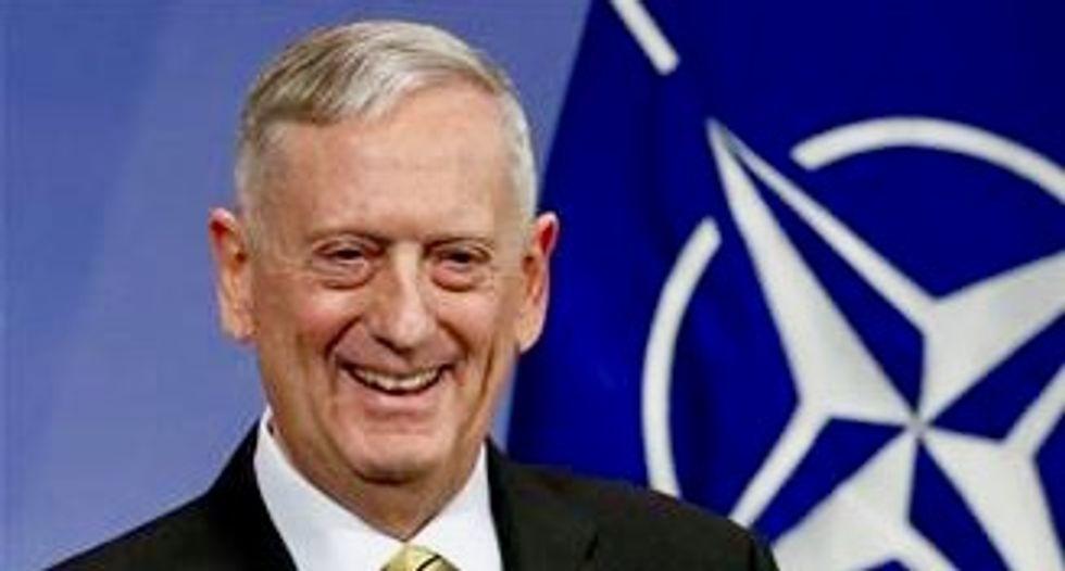US wants diplomatic end to North Korea crisis: Mattis