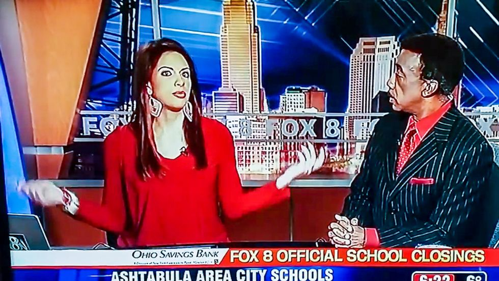 Local Fox anchor complains about Lady Gaga's 'jigaboo music' during Oscars coverage